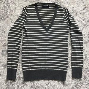 Reduced!!! Club Monaco XS Stripe Sweater- CLASSIC!